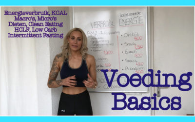 Voedings-Basics